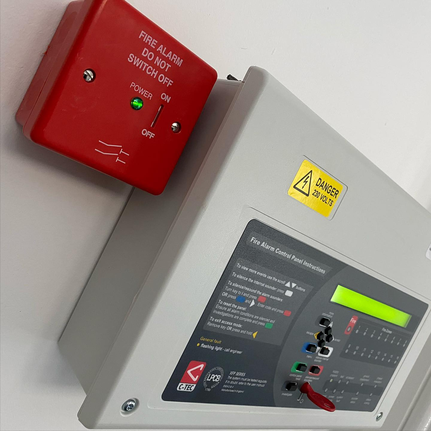 Fire Alarm Installation Chester