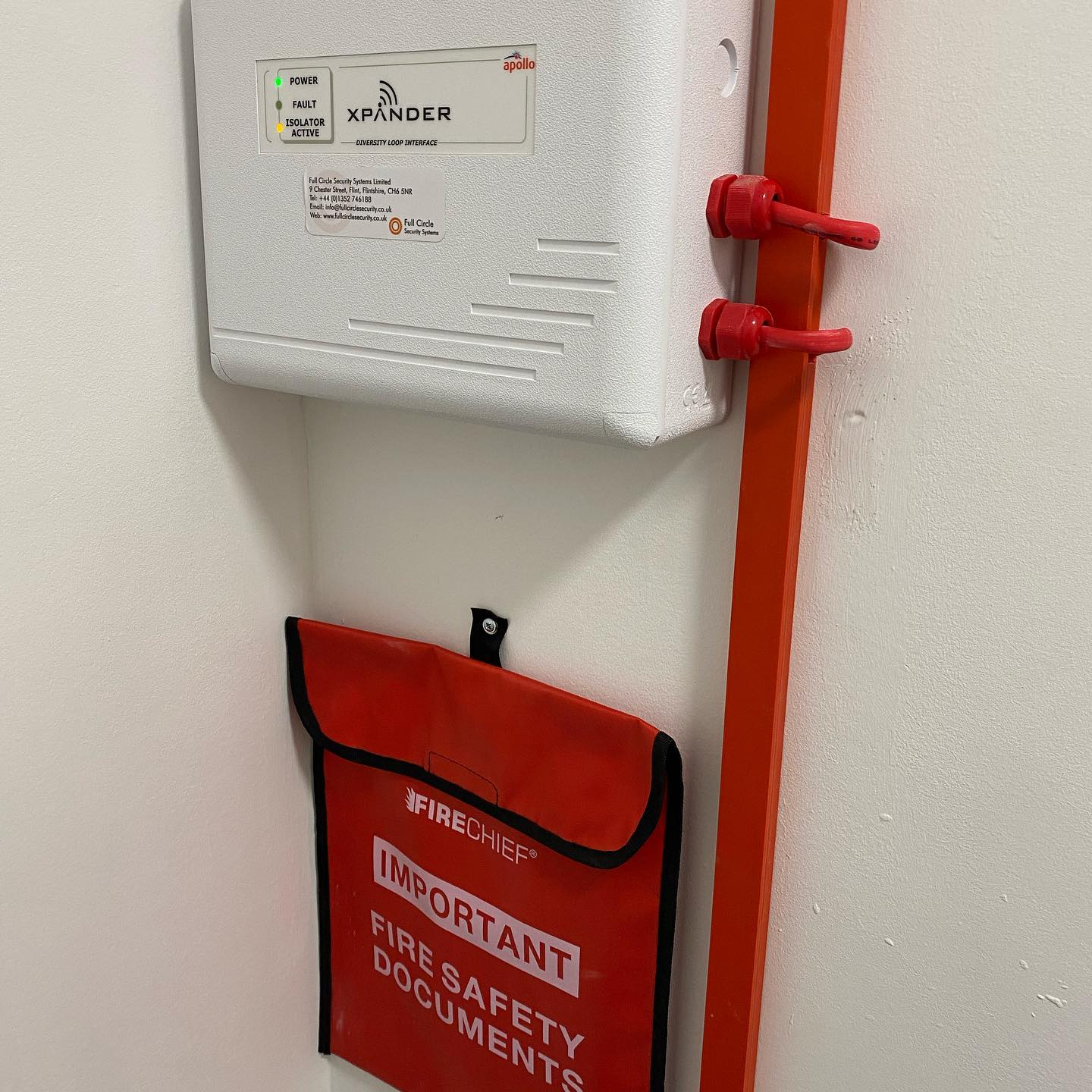 Addressable Fire Alarm Installer Chester