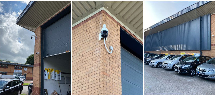 Full Circle Security Systems CCTV Installation